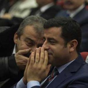 Demirtaş ve Sırrı Süreyya Önder'in hapsi istendi