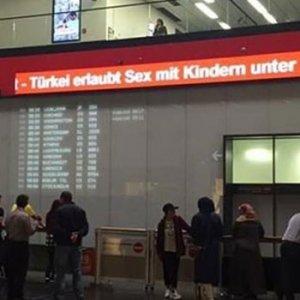 Viyana Havalimanı'nda bir skandal daha !