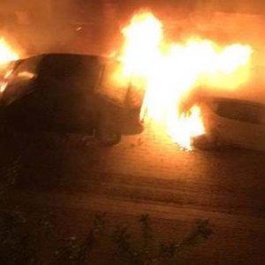 Küçükçekmece'de araç kundaklayan PKK'lı vuruldu