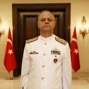 Oramiral Bostanoğlu'nu kurtaran mesaj !