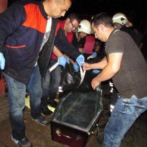 Afyon'da korkunç olay ! Cesetleri banyoda bulundu
