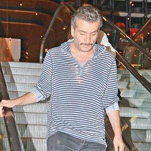Murat Cemcir kız arkadaşıyla yakalanınca...