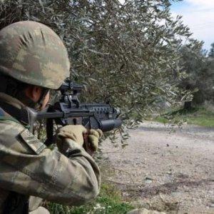 Şemdinli'de 2 PKK'lı öldürüldü