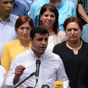 Demirtaş'tan erken seçim çıkışı