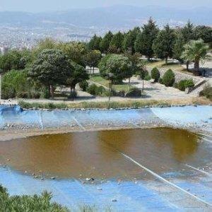 İzmir'in Yedigölleri kurudu