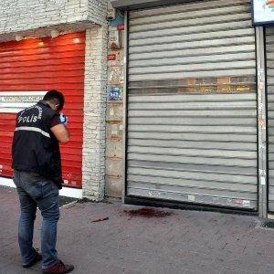 İstanbul'da kanlı soygun girişimi