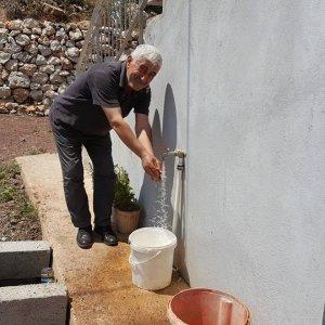 Kumluca Gölcük'e yeni içme suyu hattı