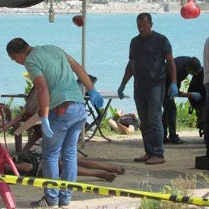 Parkta dehşet: Erkek ve kadın cesedi bulundu