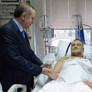 Erdoğan'ın ziyareti hain planı bozdu