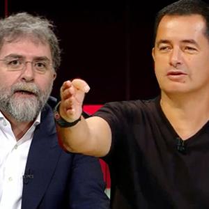 Ahmet Hakan: Bu ne telaş Acun efendi