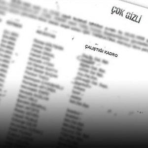'ByLock'taki 53 bin ismi MİT tek tek tespit etti