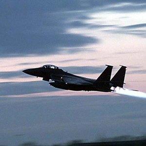ABD savaş uçaklarını gönderdi