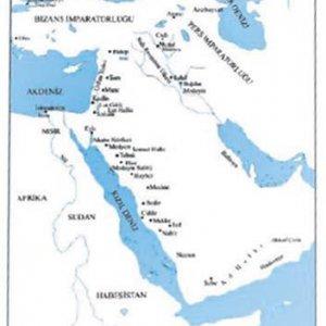 FETÖ'cünün Kuran mealinde Bizans haritası