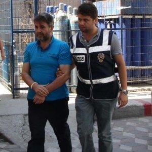 Arınç'ın eşinin akrabası Ziya Tay serbest bırakıldı