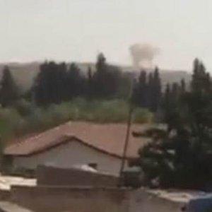 IŞİD hedeflerine bomba yağmuru