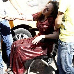 Terör saldırısında yaralanan gelin yeniden hastaneye kaldırıldı