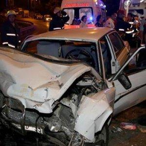 TEM'de korkunç kaza: 3 ölü