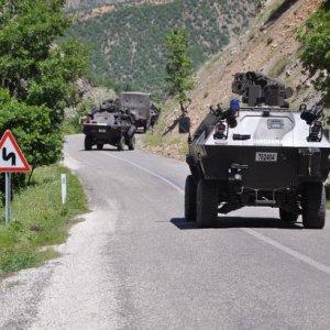 PKK'dan Ovacık'a sızma girişimi: 2 terörist öldürüldü