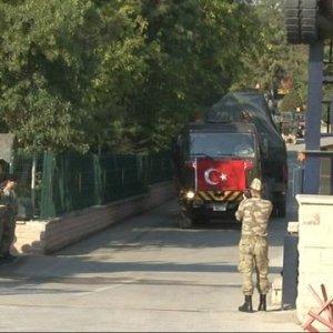 Ankara'da tanklar taşınıyor
