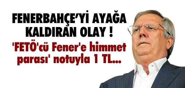 ''Atatürk'ün takımı himmet parası kabul etmez''