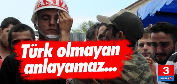 Tunceli şehidi Durmaz'a son görev