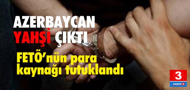 Azerbaycan'da FETÖ tutuklaması