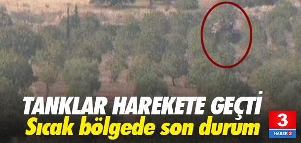 TSK, IŞİD'i vuruyor