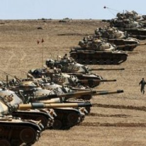 Fırat Kalkanı operasyonuyla Suriye haritası değişti