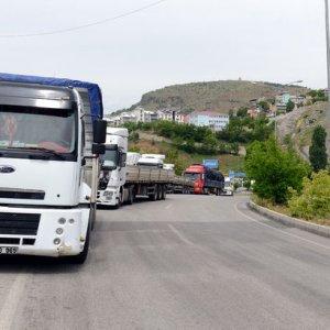 Tunceli-Erzincan yolu kapandı