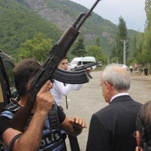 Kılıçdaroğlu'na yönelik saldırının ardındaki terörist belirlendi
