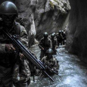 Batman'da  PKK'lı 3 terörist ölü ele geçti,