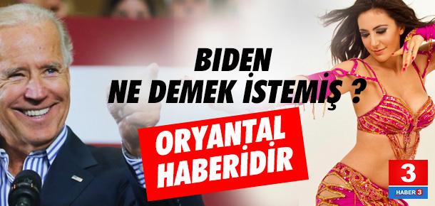 Biden Gülen'le ilgili ne demek istedi?