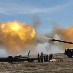 TSK terör örgütü YPG'yi vurdu