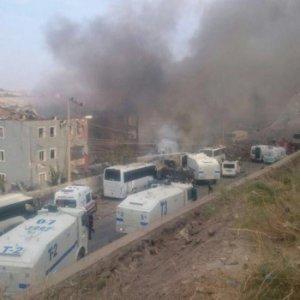 Kalleş saldırının ardından hastaneler teyakkuza geçti