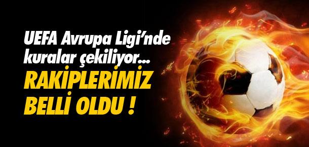 Fenerbahçe'nin rakibi belli oldu !