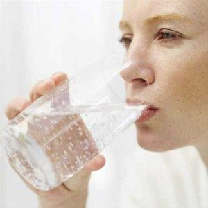 Uyumadan önce su içerseniz....
