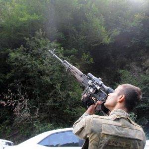 Trabzon'da hain avı !