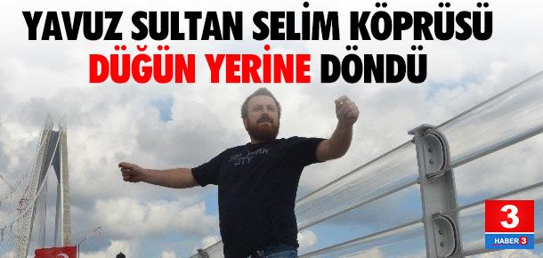 İstanbullular, Yavuz Sultan Selim Köprüsü'ne koştu
