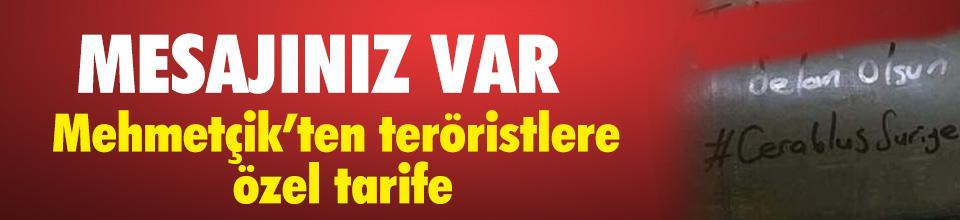 Mehmetçik'ten teröristlere özel top mermisi