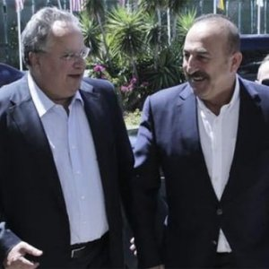 Bakan'dan Yunanistan'a sürpriz ziyaret