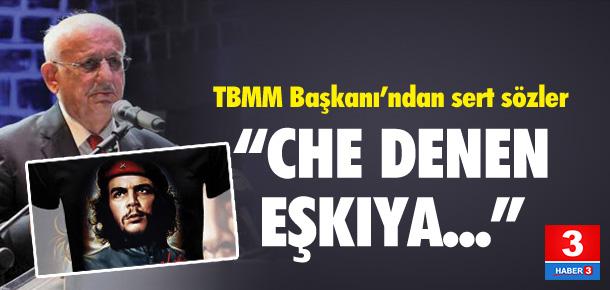 """TBMM Başkanı: """"Che denen eşkıya..."""""""