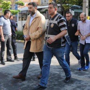 Anadolu Üniversitesi imamı da yakalandı