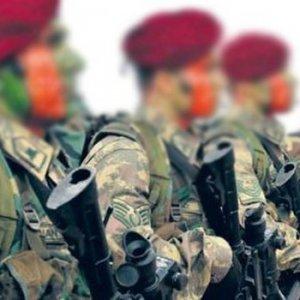 Özel Kuvvetler Komutanlığı'nda FETÖ araması