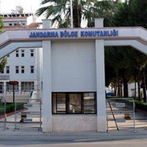 Aydın Jandarma Komutanlığı OHAL kapsamında kapatıldı