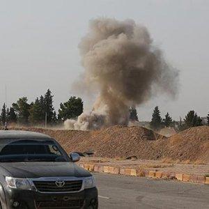 PYD/PKK Fırat'ın batısında