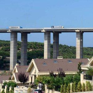 Yavuz Sultan Selim Köprüsü'nün gürültüsü rahatsız etti