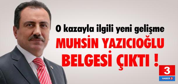 Evinden Yazıcıoğlu belgesi çıktı !