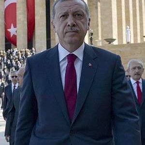 Erdoğan Özel Defter'e bunları yazdı