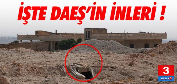 IŞİD'in Cerablus'taki tünelleri kapatılacak