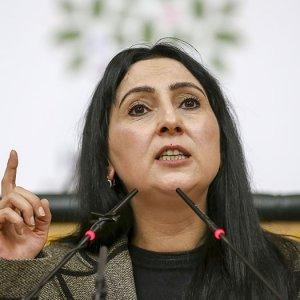 HDP'li Yüksekdağ Türkiye'yi tehdit etti